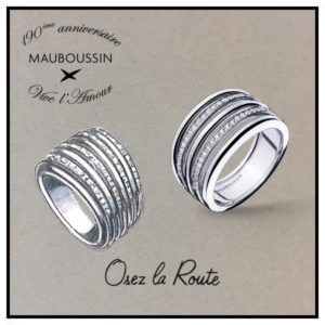 All About Wedding partenaire de la Maison Mauboussin